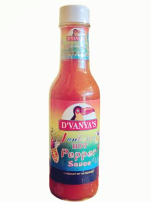 Dvanyas - Junkanoo Hot Pepper Sauce