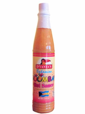 Dvanyas - Goombay Hot Sauce 3oz
