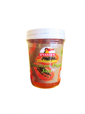 D'vanya's Cinnamon Papaya Jam