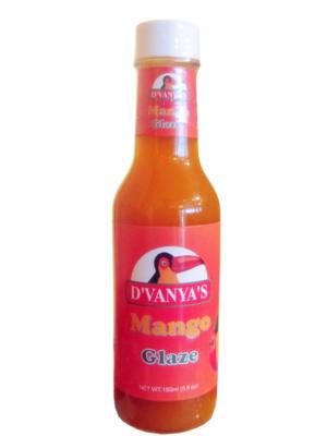 Mango Glaze - 5oz