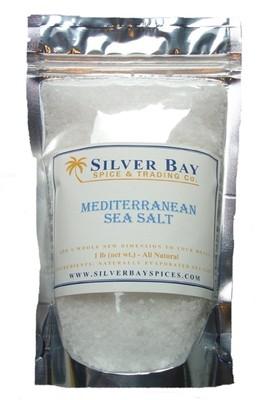 Mediterranean Sea Salt 1lb