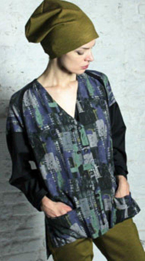 Блуза КПД