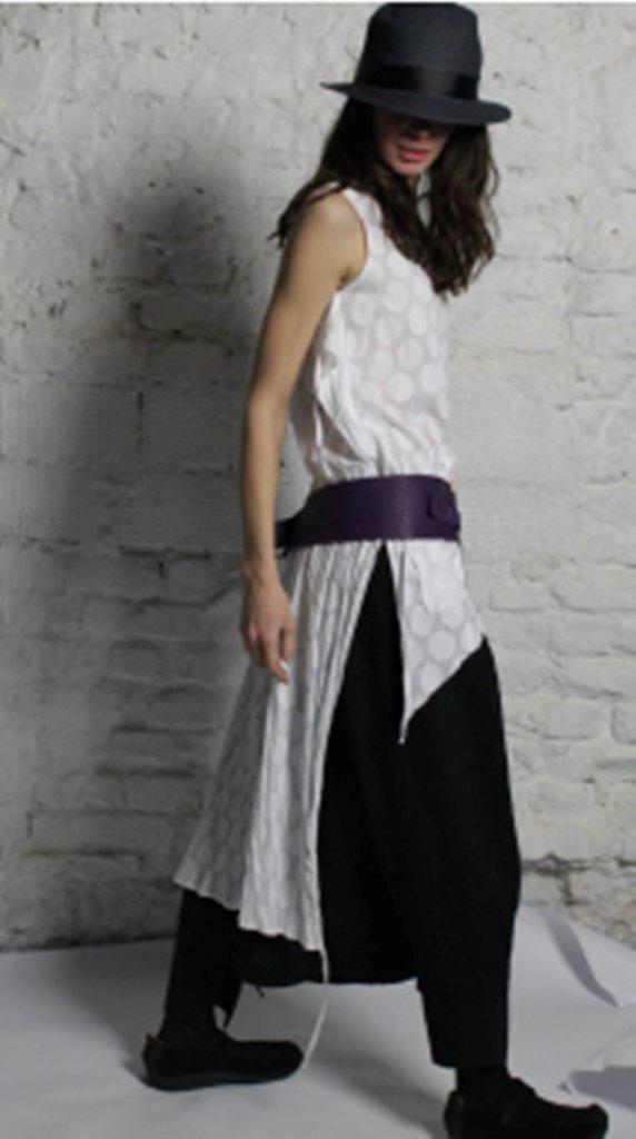 Платье Фрак
