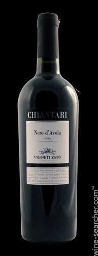 Nero DAvola Chiantari 2014