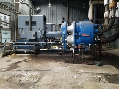 1 – USED 9215 CFM INGERSOLL RAND CENTAC AIR COMPRESSOR