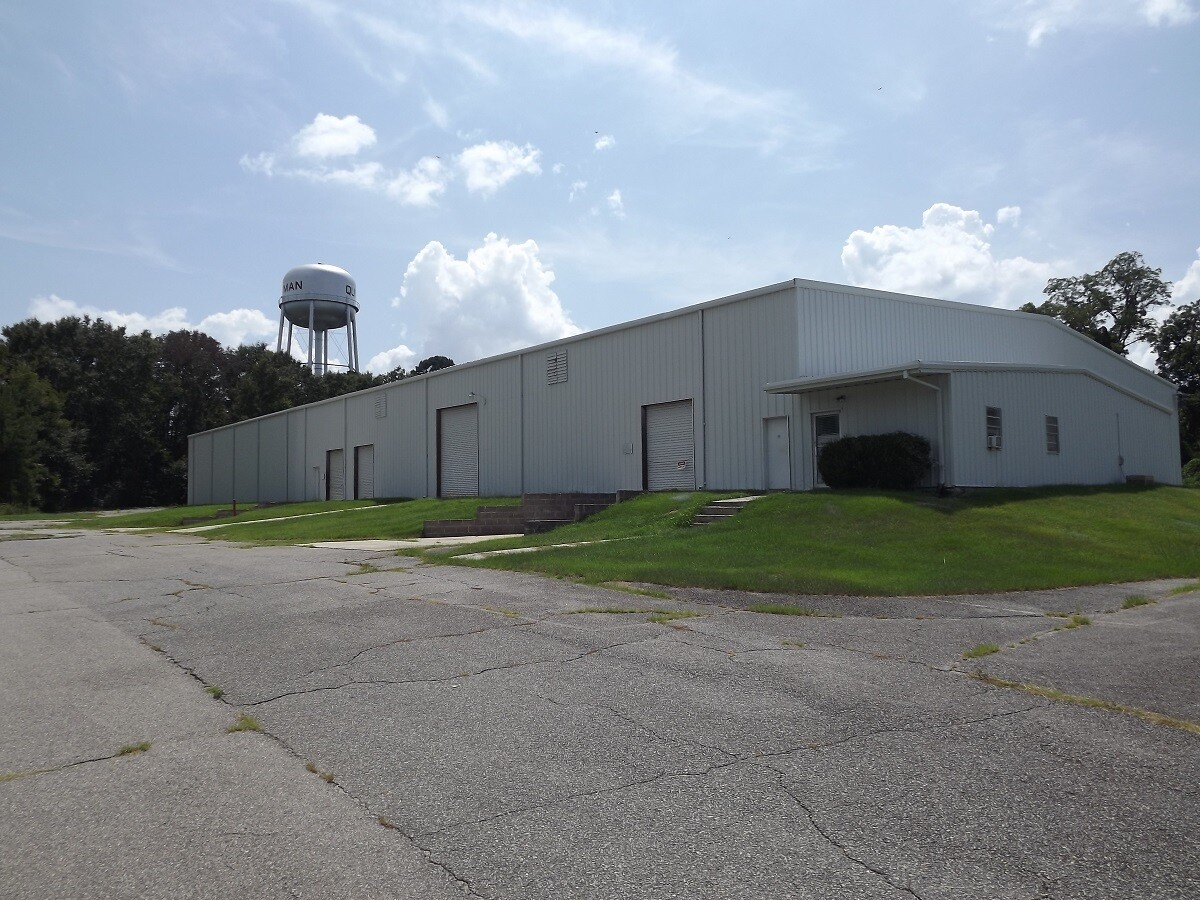 27,000 SQ. FT. ALL STEEL INDUSTRIAL BUILDING