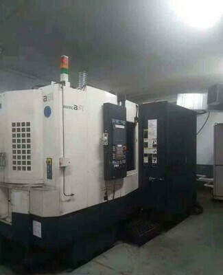 70 - USED MAKINO A51 CNC HORIZONTAL MACHINING CENTER