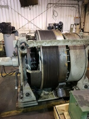 ​1 – USED REMANUFACTURED 175 HP DYNAMATIC EDDY CURRENTI PRESS DRIVE