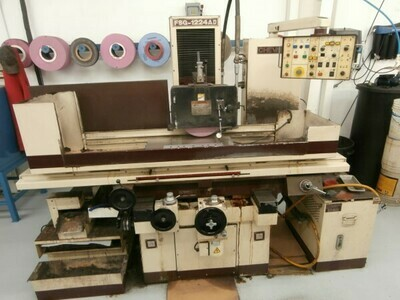 "1 – USED 12"" X 24"" CHEVALIER ADIII SURFACE GRINDER"