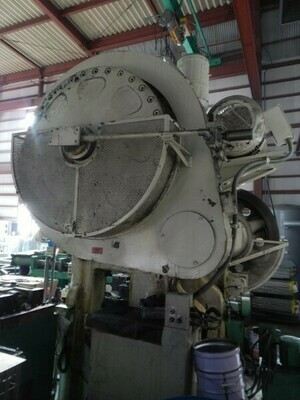 1 – USED 500 TON NATIONAL MAXI HOT FORGING PRESS
