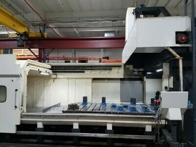 "​1 – USED 160"" X 83"" MIGHTY VIPER CNC BRIDGE MILL"