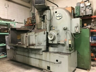 """1 – USED 60"""" BLANCHARD ROTARY SURFACE GRINDER"""