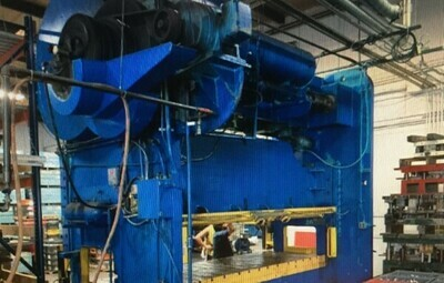 1 - USED 300 TON CHICAGO SSSC PRESS