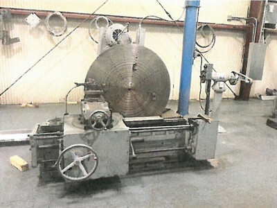 """1 – USED 52"""" STAR RIGHT ANGLE T-LATHE"""