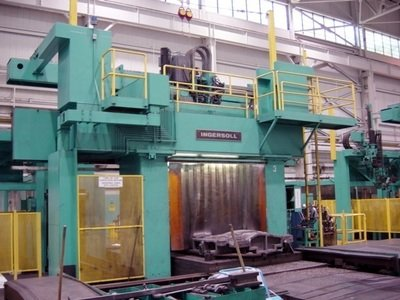 1 – USED INGERSOLL/WALDRICH 5 SIDED CNC BRIDGE TYPE MACHINING CENTER