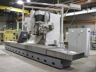 """1 – NEW 96"""" X 48"""" ROCHESTER CNC VERTICAL MILL/DUPLICATOR/DIGITIZER WITH GETTY DC SERVOS AND COPY HEAD"""