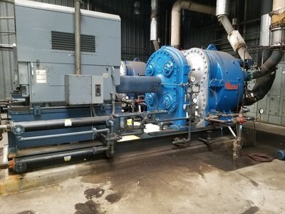 2 – USED 9215 CFM INGERSOL RAND CENTAC AIR COMPRESSOR