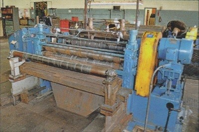 "1 - USED .125"" X 48"" STAMCO SLITTING HEAD"