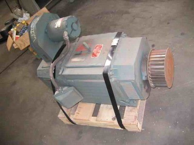 1 – USED 25 HP RELIANCE MAXPAX PLUS REGENERATIVE DC VARI-SPEED DRIVE