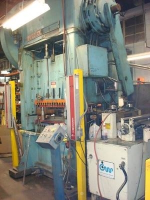 1 – USED CWP AND AMERICAN PRESS FEED LINE 24
