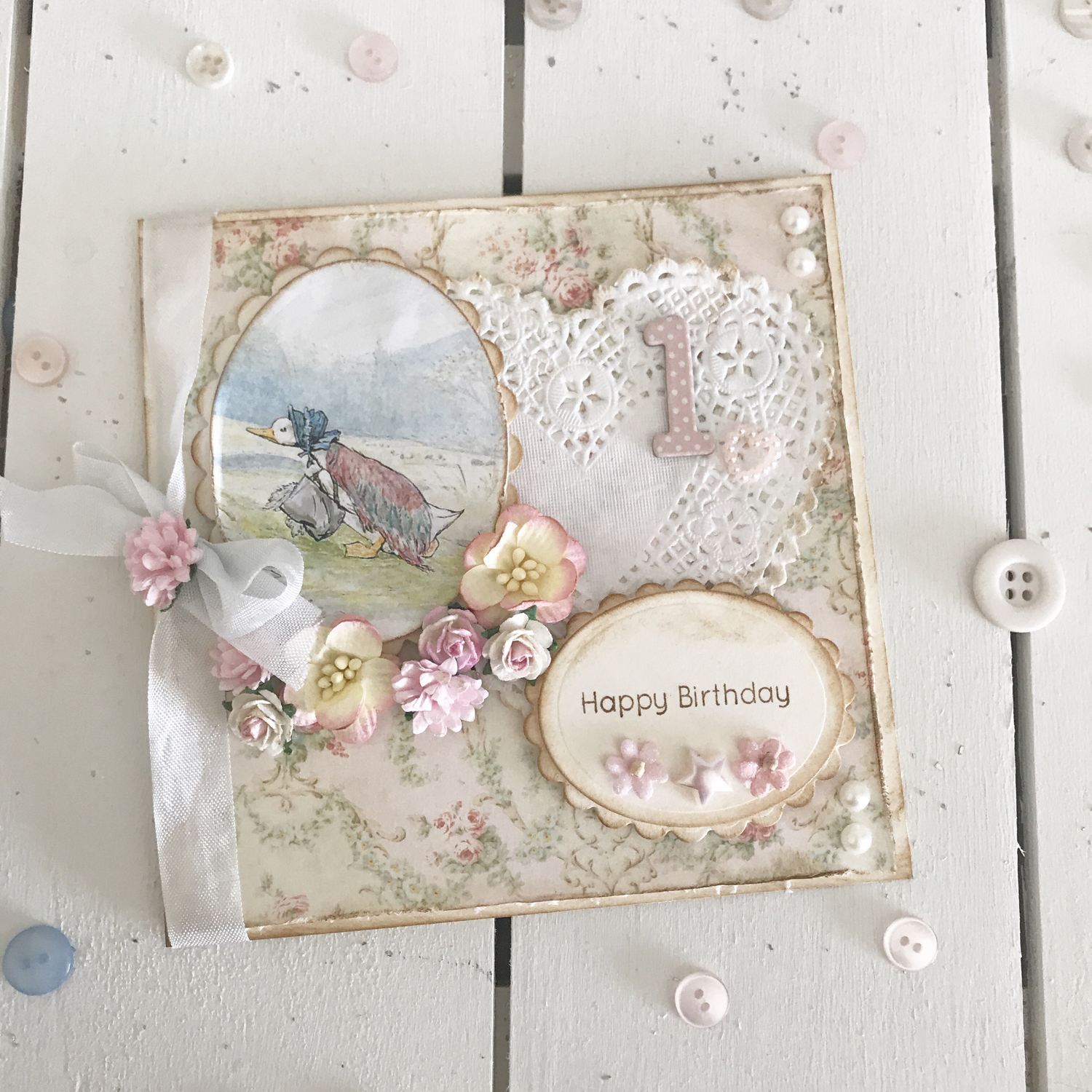 Beatrix Potter Collection ~ Greeting Card