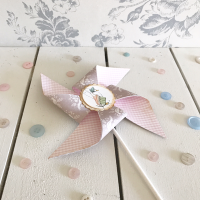 Beatrix Potter Collection ~ Pin Wheel