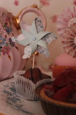 Mini Pinwheels - Pack of 5