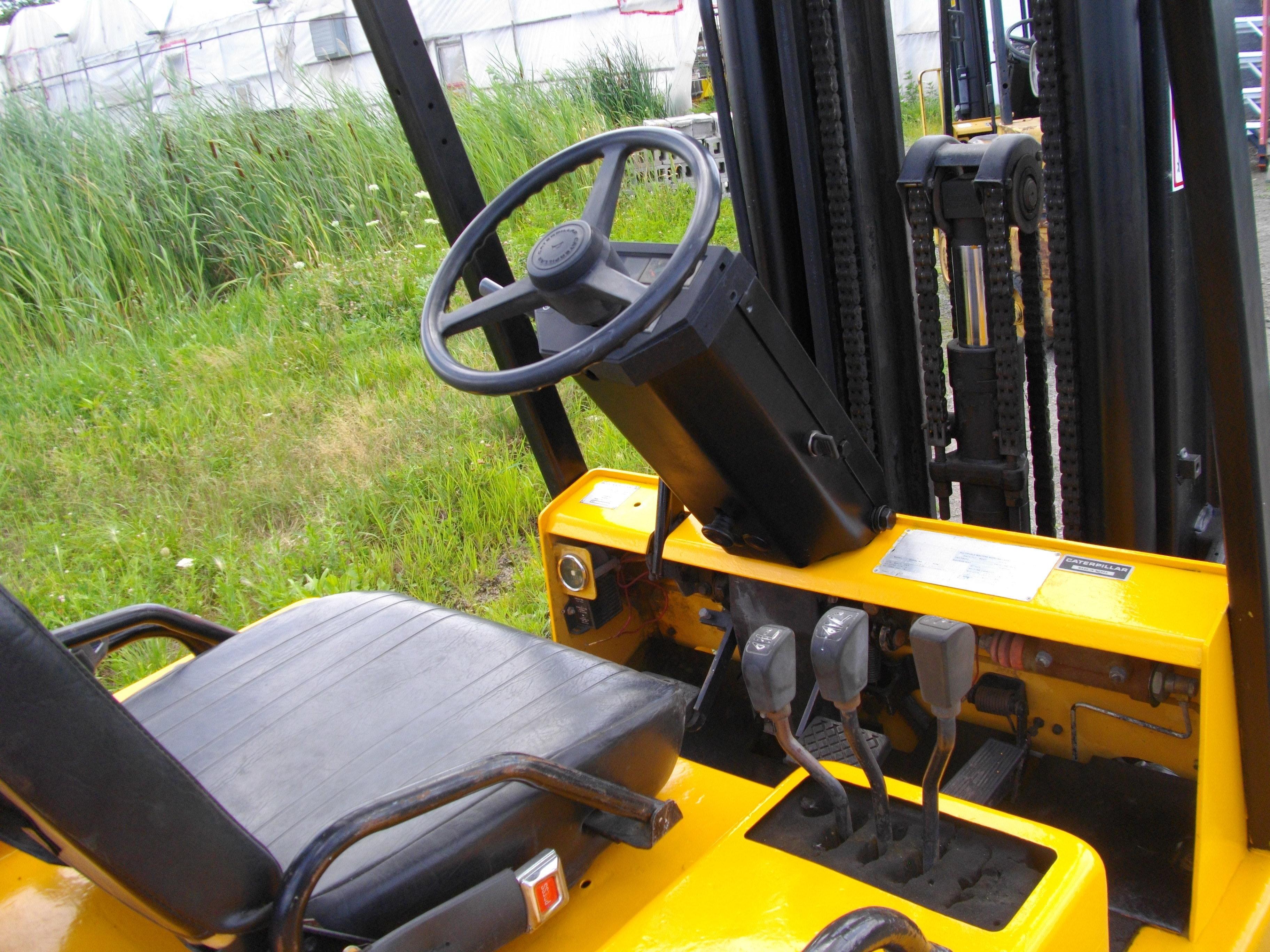 Caterpillar Forklift Model Numbers