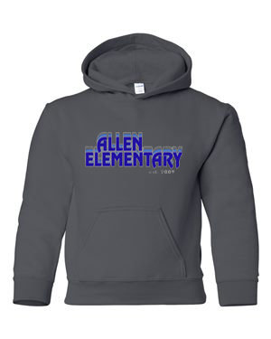 Allen Unisex Hoodie