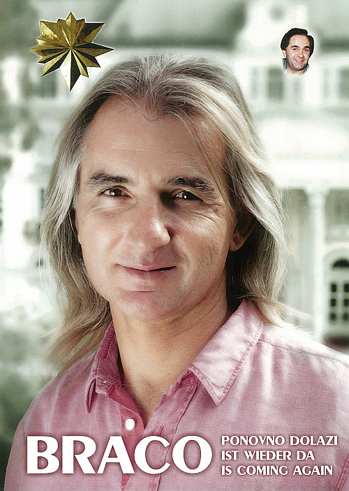 Braco is coming again
