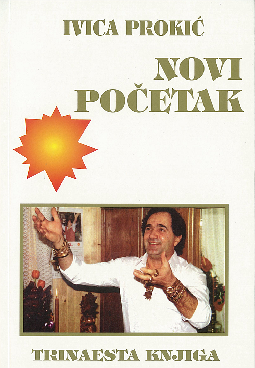 Ivica Prokić: Novi početak