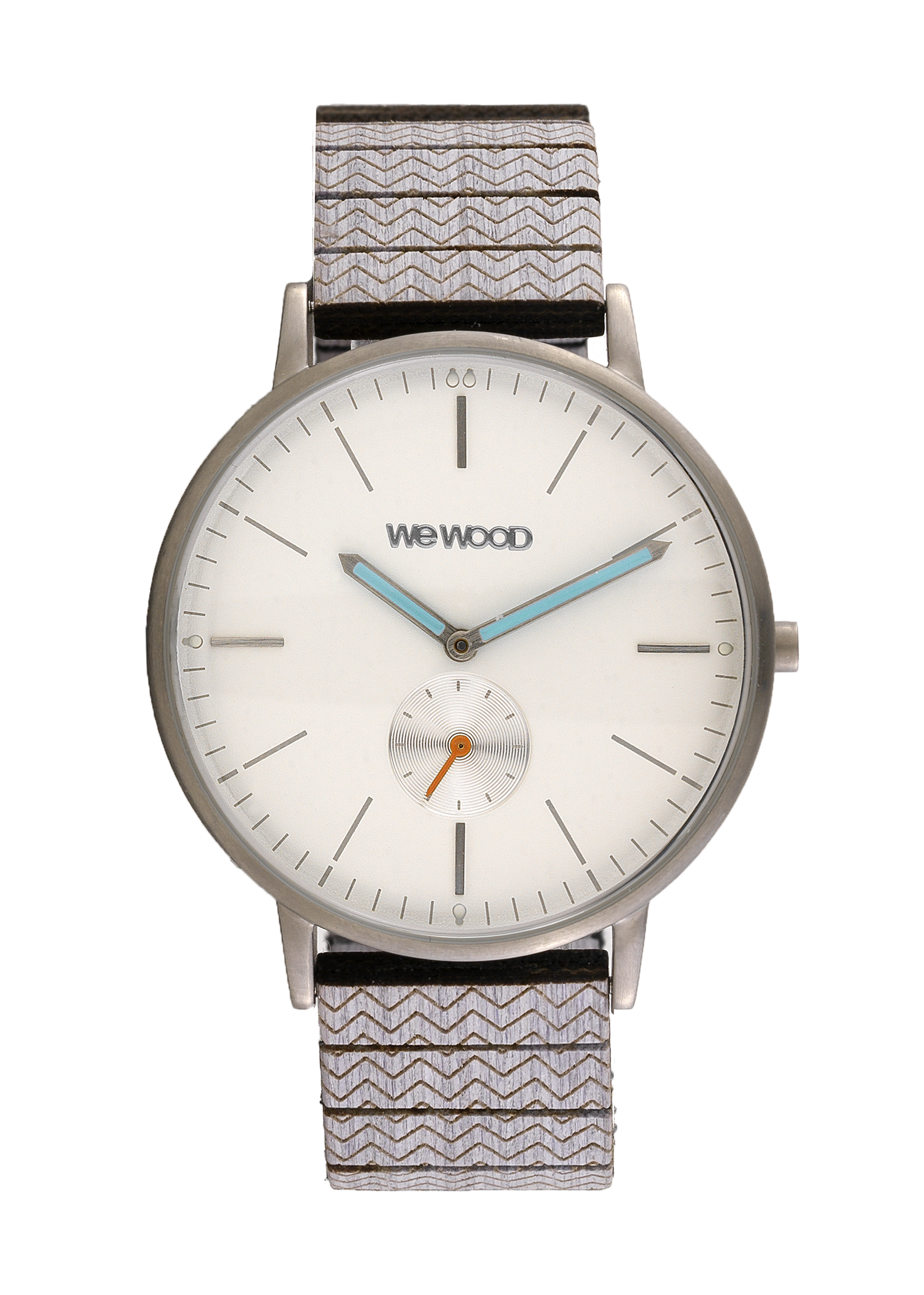 Albacore Silver White Grey 00306