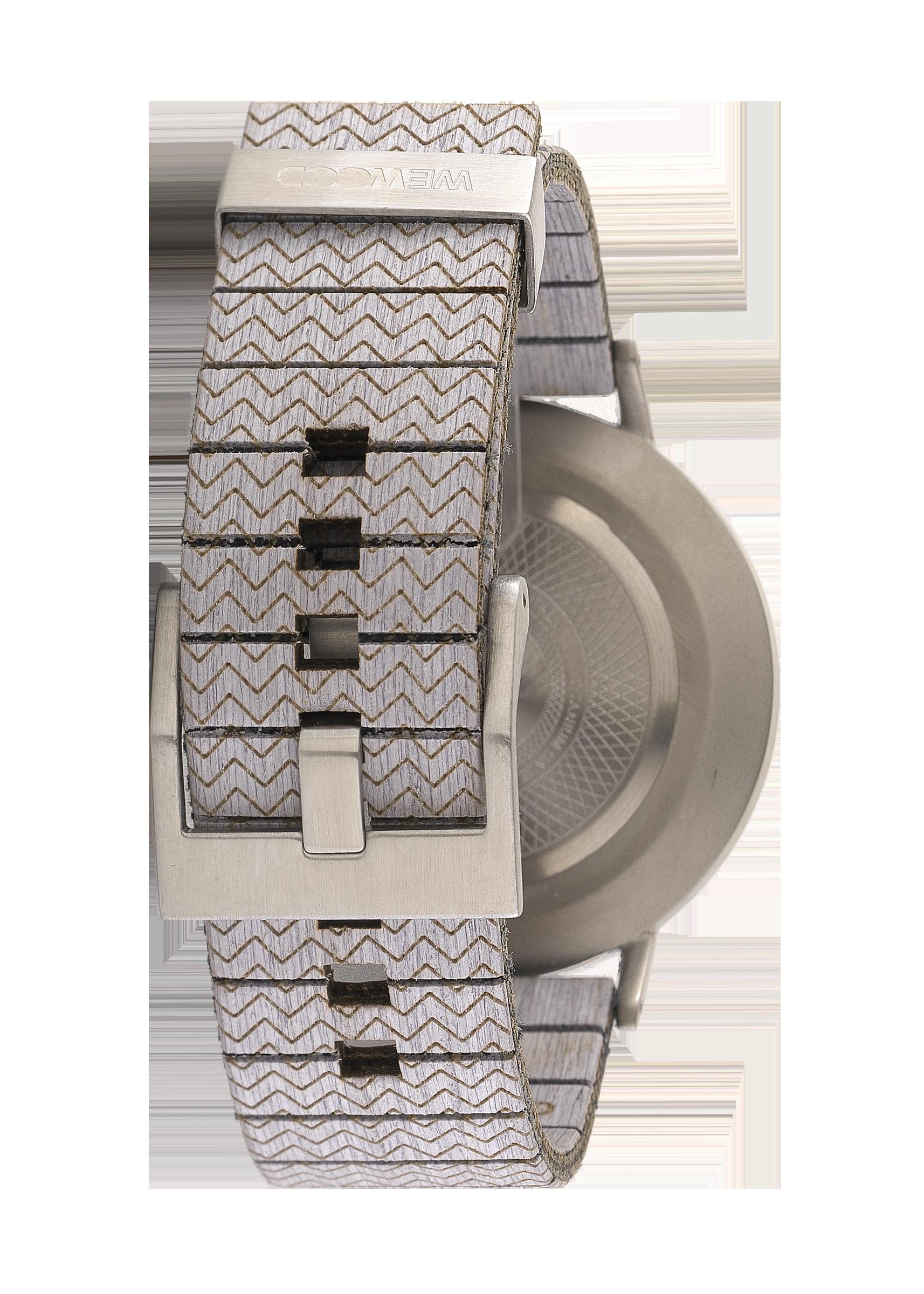 Albacore Silver White Grey