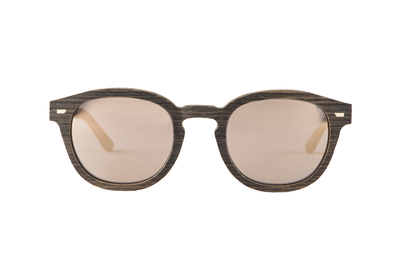 Ted Noce-Multi Black/Mat Gold Mirror