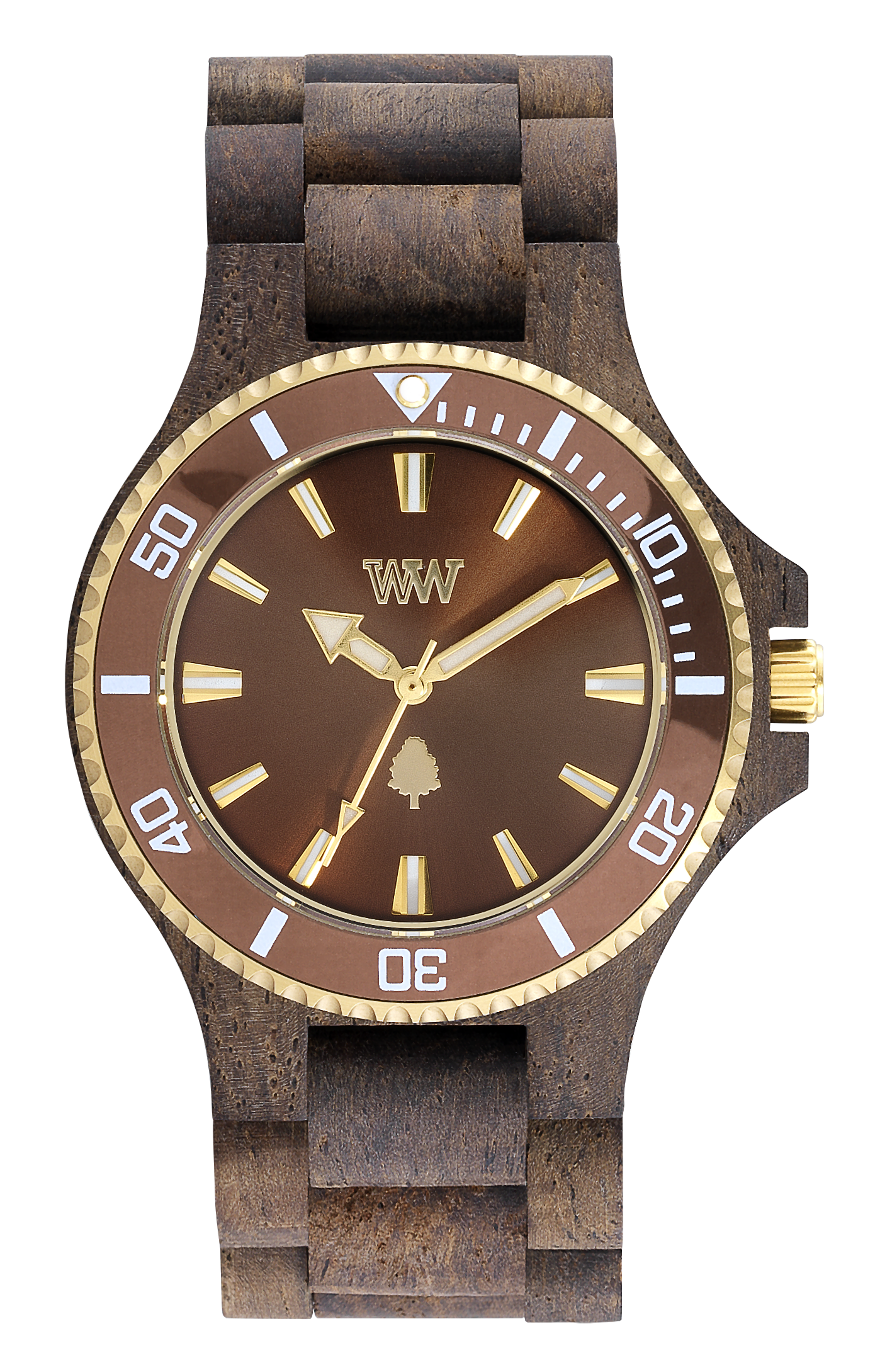 Date MB Choco Rough Brown 00262