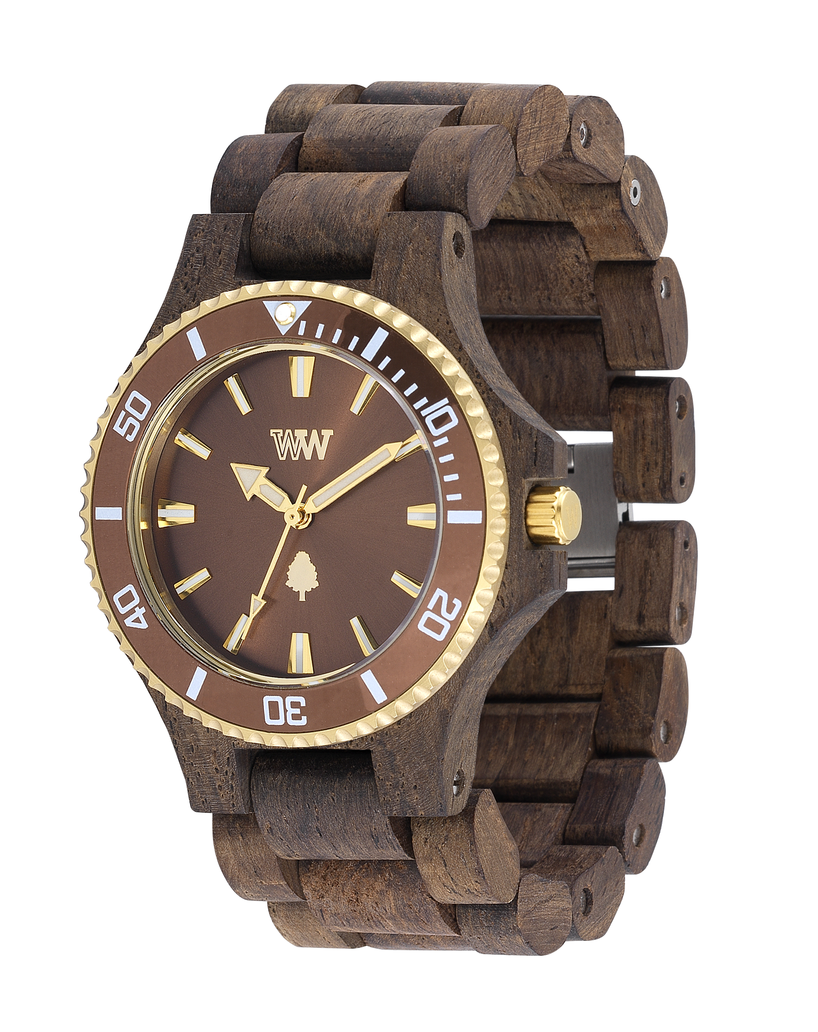 Date MB Choco Rough Brown