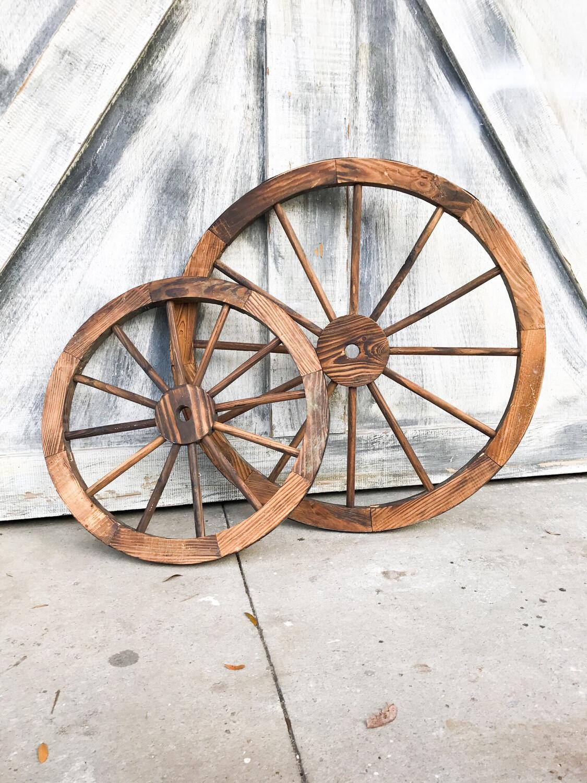 "Wagon Wheel- Small (22.5"" diameter)"