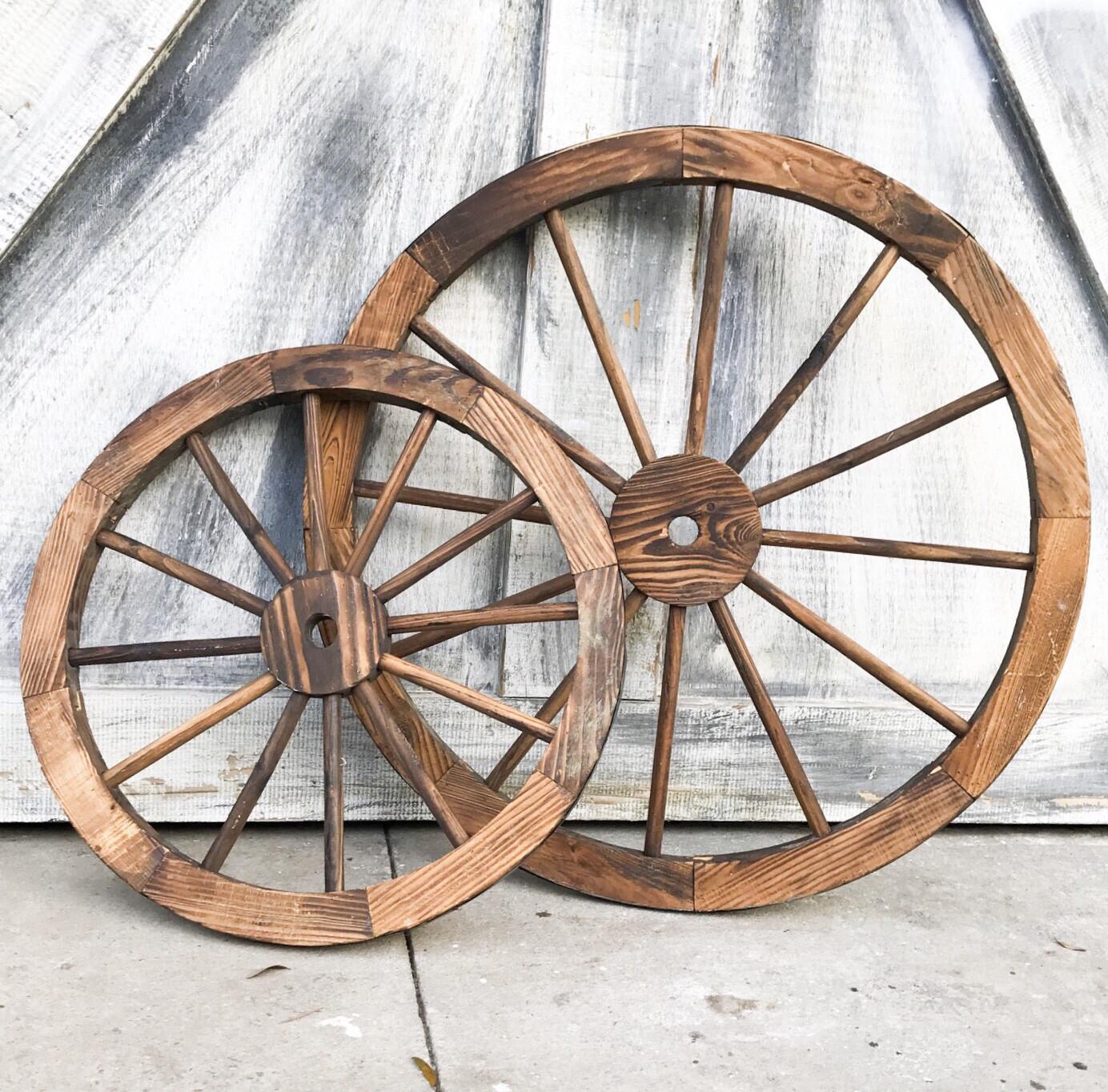 "Wagon Wheel- Medium (28.5"" diameter)"
