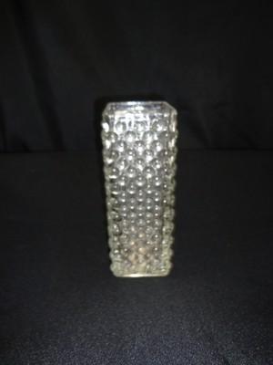 Bubble Glass Vase 8.5