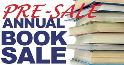 Pre-Sale Book Sale