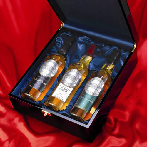 Luxury Box Set of All Three Single Cask Whiskies