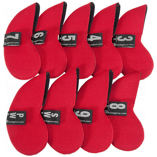 Club Glove Iron Covers