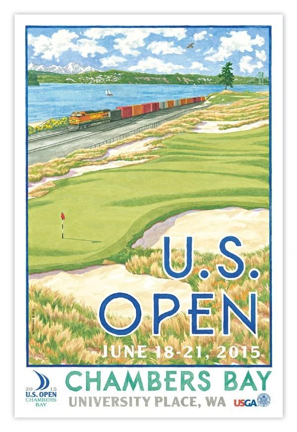 US Open Chambers Bay 2015