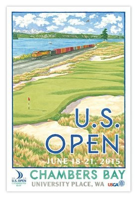 US Open Chambers Bay 2015