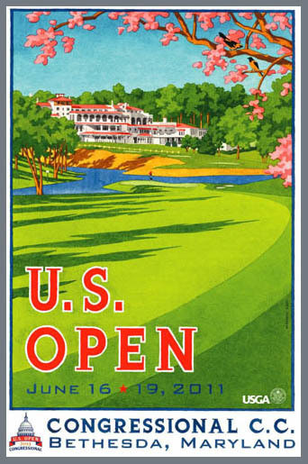 US Open Congressional CC 2011