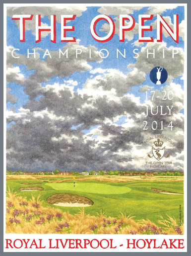 The Open Hoylake 2014