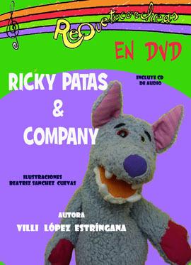 Requetecorcheas 5 Ricky Patas & Company