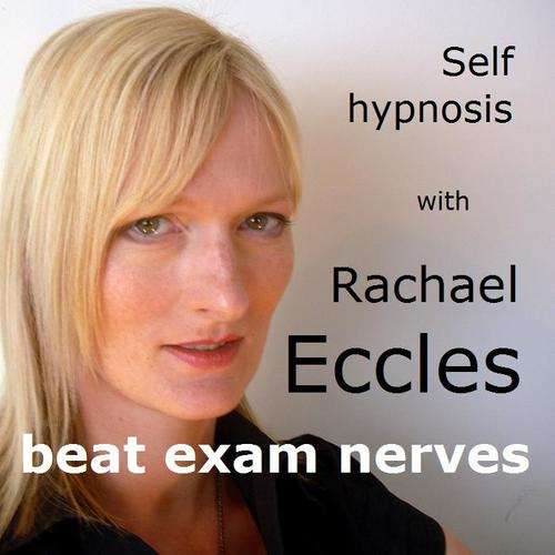 Beat Exam Nerves test anxiety Hypnotherapy 2 track MP3 hypnosis download