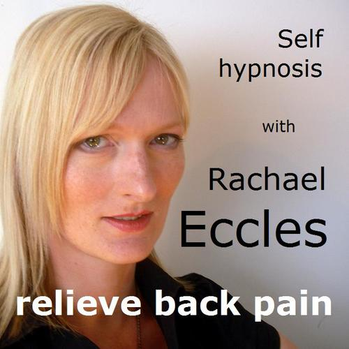 Relieve Back Pain, 2 track Hypnotherapy Self Hypnosis MP3 Download