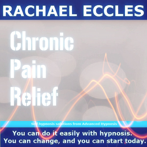 Chronic Pain Relief: Relieve pain, pain management 3 track Self Hypnosis Hypnotherapy CD